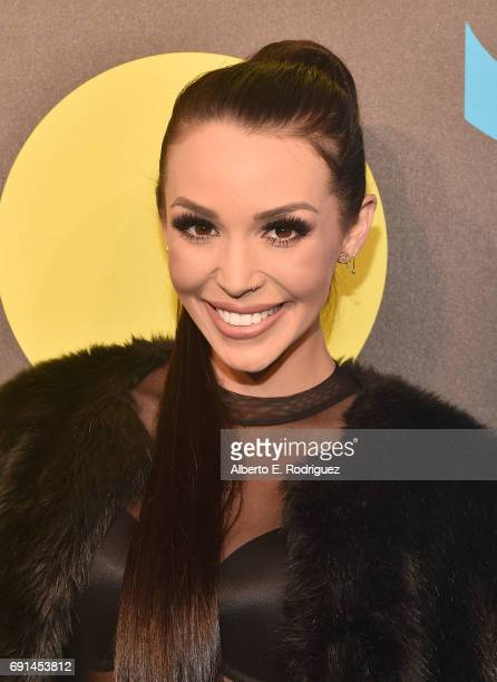 TV personality Scheana Marie attends the MAC Pro to Pro Los Angeles Event at Siren Studios on June 1 2017 in Hollywood California