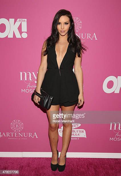 Personality Scheana Shay attends OK Magazine's So Sexy NYC Event at HAUS Nightclub on May 13 2015 in New York City