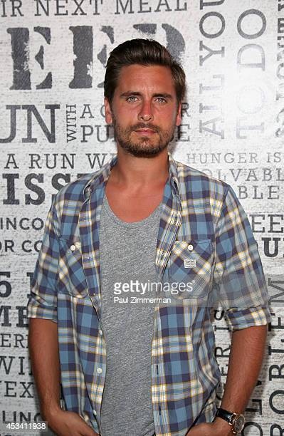 Personality Scott Disick attends Women's Health Hosts Hamptons 'Party Under The Stars' for RUN10 FEED10 at Bridgehampton Tennis and Surf Club on...