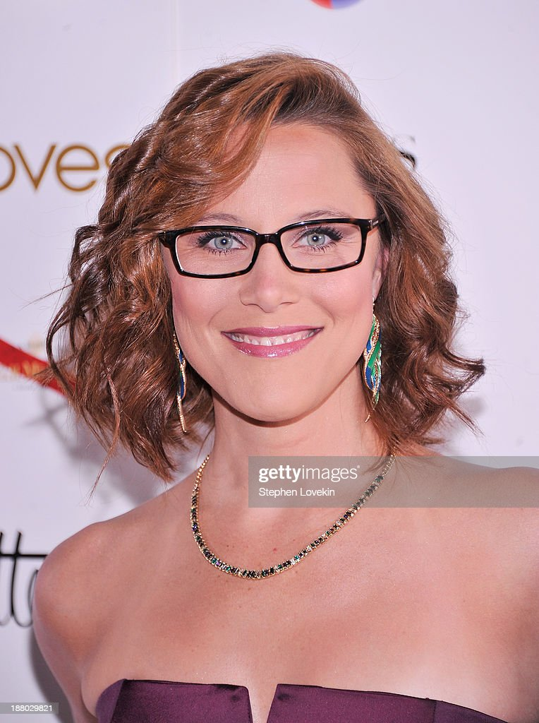 TV personality SE Cupp attends the PowerWomen 2013 awards on November 14, 2013 in New York City.