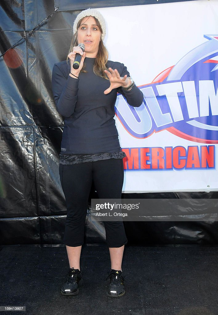 Personality Shana Ferigno participates in the Red Carpet Health Expo held at The Vitamin Shoppe on January 12, 2013 in Los Angeles, California.