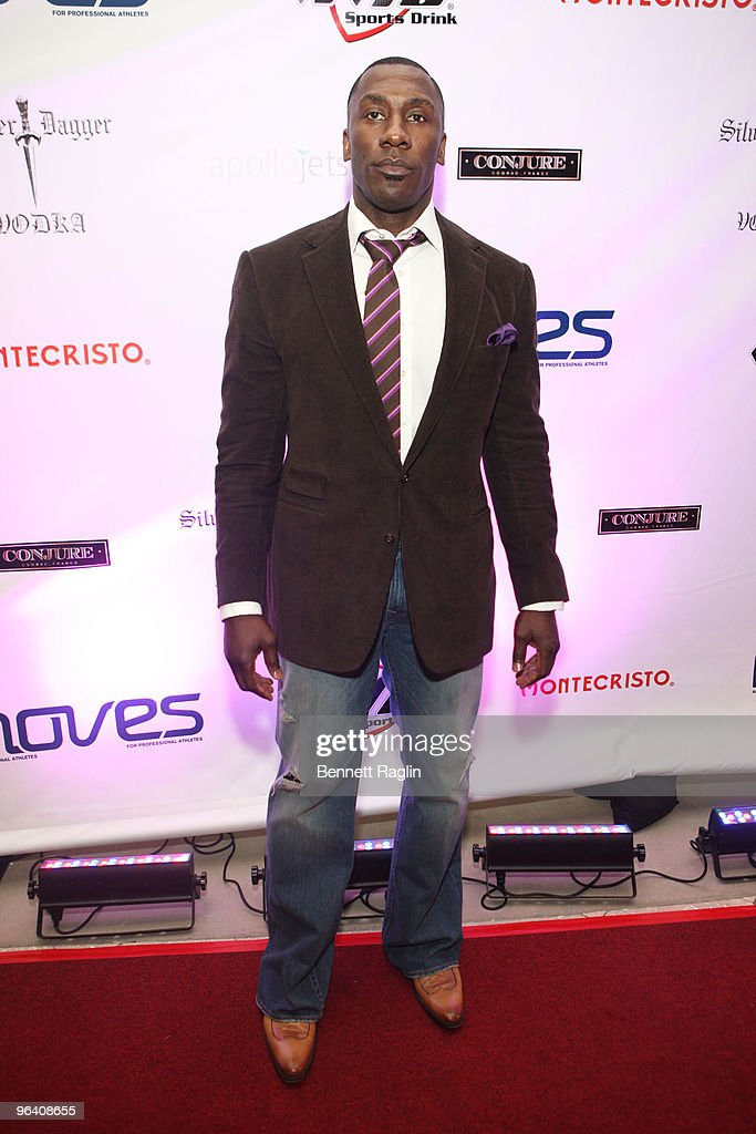 Shannon Sharpe Pictures Getty Images