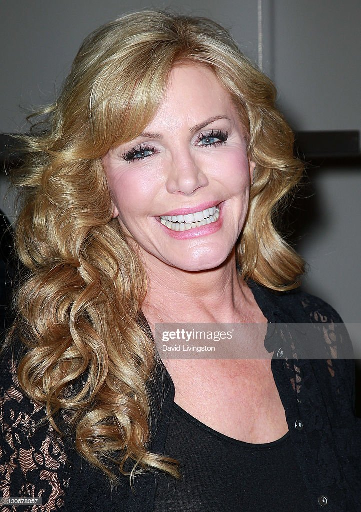 TV personality Shannon Tweed attends the Emporio Armani for Children's Hospital event Fashion Meets Charity hosted by Birgit C Muller in...