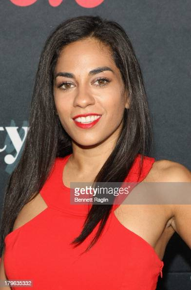 TV personality Sharon Carpenter attends Style Network's 'Style To Rock' event at Skylight Modern on September 5 2013 in New York City