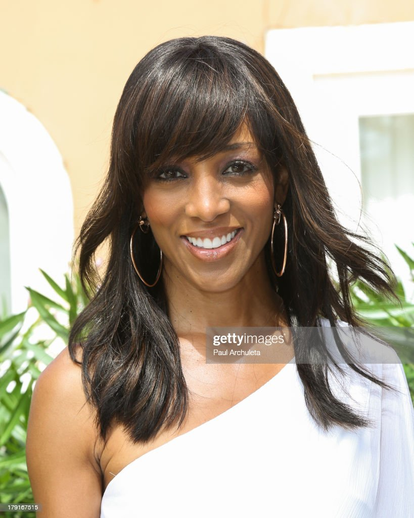 TV Personality Shaun Robinson attends the Reed For Hope Foundation's 11th annual 'Sunshine Beyond Summer' celebration on August 31, 2013 in Westlake Village, California.