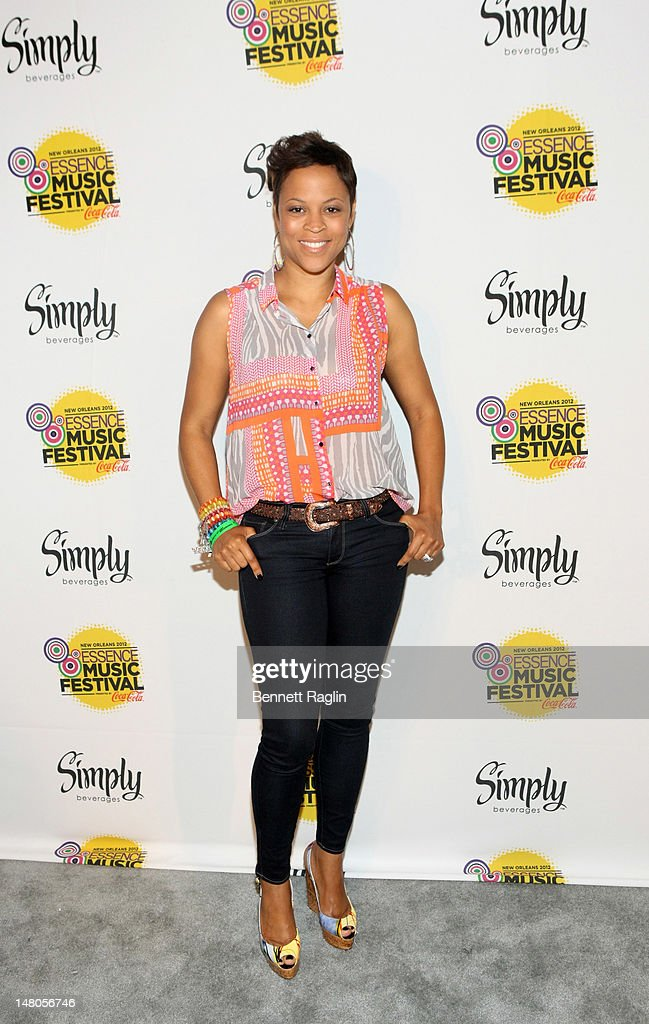 TV personality Shaunie O'Neal attends the 2012 Essence Music Festival at Ernest N. Morial Convention Center on July 8, 2012 in New Orleans, Louisiana.