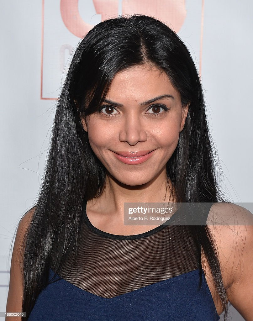 TV personality Sheilah Shah atttends the 6th annual GO GO Gala on November 14, 2013 in Pacific Palisades, California.