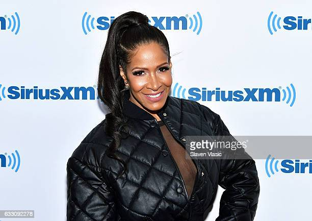TV personality Sheree WhitfieldÊvisits SiriusXM Studios on January 30 2017 in New York City