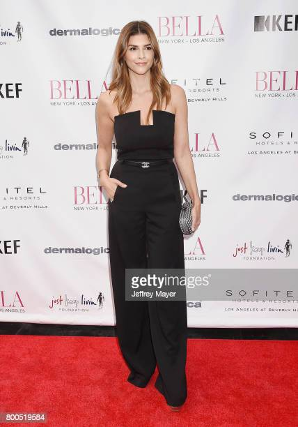 TV personality Shiva Safai attends the BELLA Los Angeles Summer Issue Cover Launch Party at Sofitel Los Angeles At Beverly Hills on June 23 2017 in...