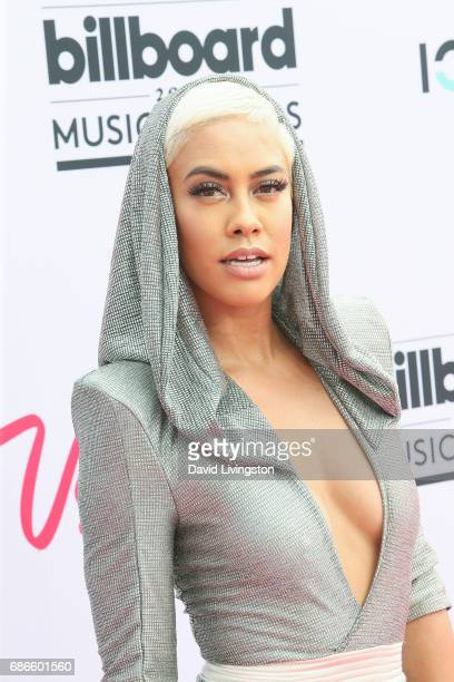 TV personality Sibley Scoles attends the 2017 Billboard Music Awards at the TMobile Arena on May 21 2017 in Las Vegas Nevada