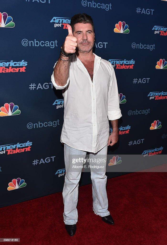 """America's Got Talent"" Season 11 Live Show - Arrivals"