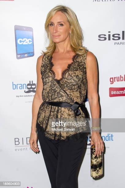 TV personality Sonja Morgan attends Maya's Hope Presents Hope An Evening Of Superstars gala at The Fletcher Sinclair Mansion on October 22 2013 in...