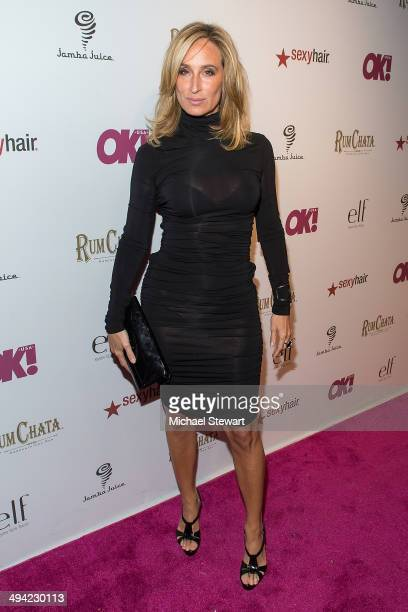 TV personality Sonja Morgan attends OK Magazine's 'So Sexy' NY party at Marquee on May 28 2014 in New York City