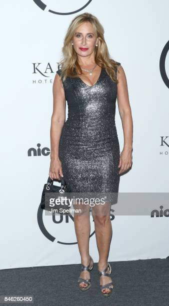 TV personality Sonja Morgan attends the 2017 Unitas Gala at Capitale on September 12 2017 in New York City