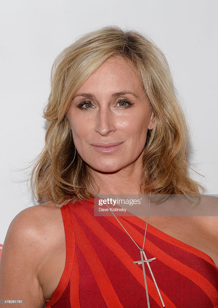 TV personality <a gi-track='captionPersonalityLinkClicked' href=/galleries/search?phrase=Sonja+Morgan&family=editorial&specificpeople=6346743 ng-click='$event.stopPropagation()'>Sonja Morgan</a> attends the 'The Real Housewives Of New York City' season six premiere party at Tokya on March 12, 2014 in New York City.