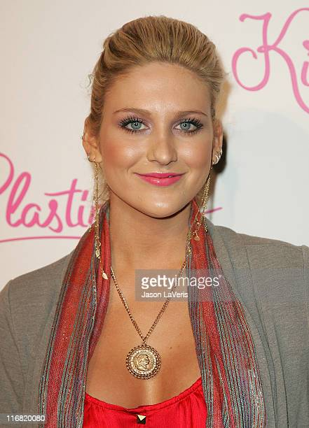 TV personality Stephanie Pratt attends the Kira Plastinina US Launch Party in on June 14 2008 in Los Angeles California
