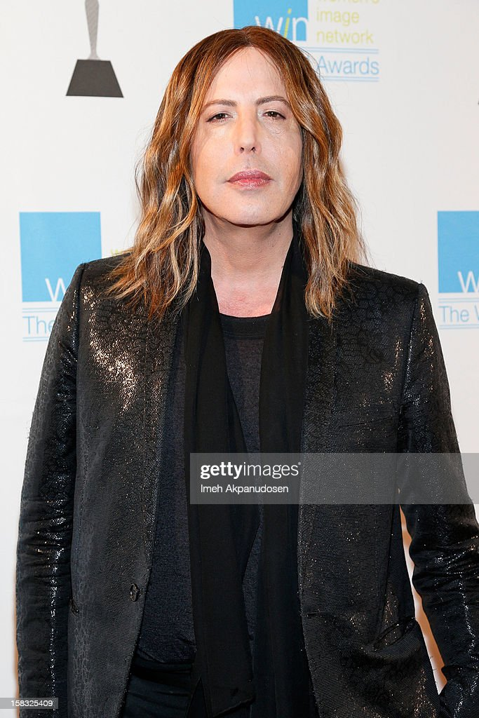 TV personality Steven Cojocaru attends the 14th Annual Women's Image Network Awards at Paramount Theater on the Paramount Studios lot on December 12, 2012 in Hollywood, California.