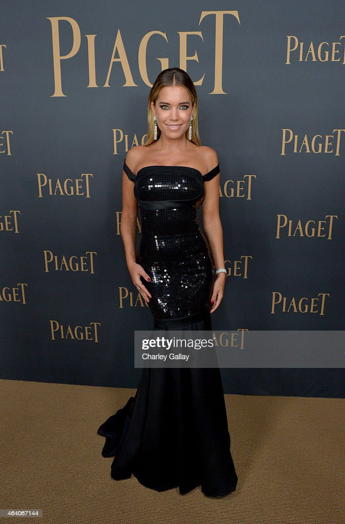 TV personality <a gi-track='captionPersonalityLinkClicked' href=/galleries/search?phrase=Sylvie+Meis&family=editorial&specificpeople=538310 ng-click='$event.stopPropagation()'>Sylvie Meis</a> attends the 30th Annual Film Independent Spirit Awards at Santa Monica Beach on February 21, 2015 in Santa Monica, California.