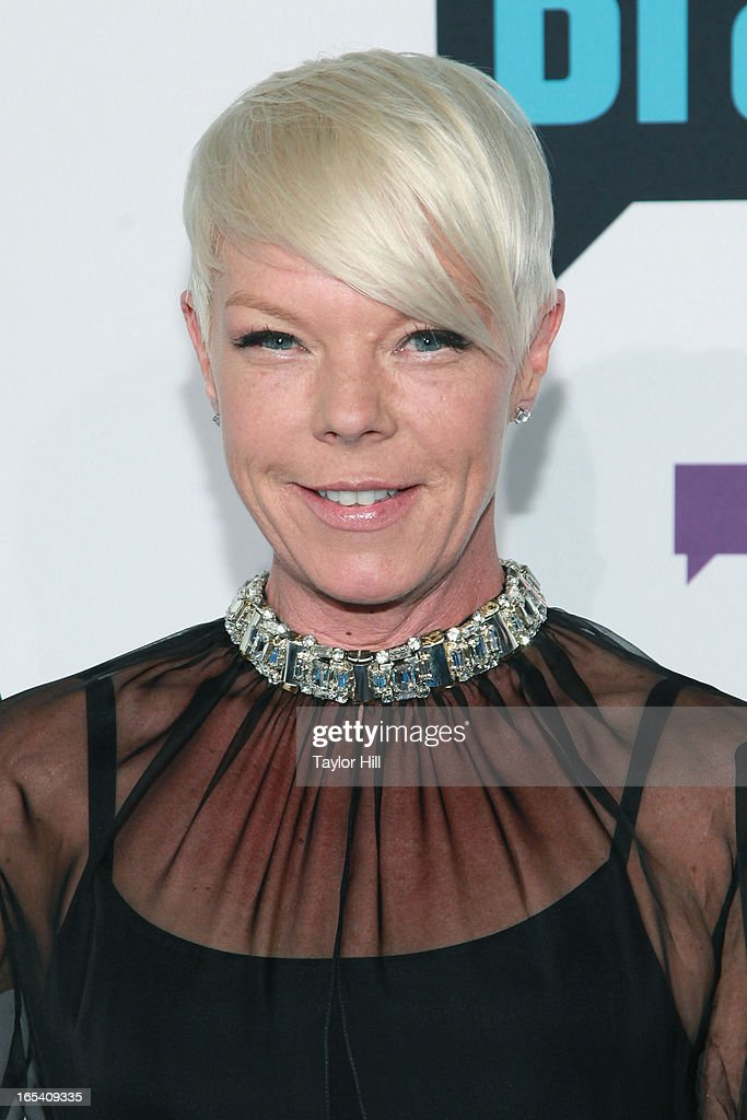 TV personality Tabatha Coffey of 'Tabatha Takes Over' attends the 2013 Bravo Upfront at Pillars 37 Studios on April 3, 2013 in New York City.