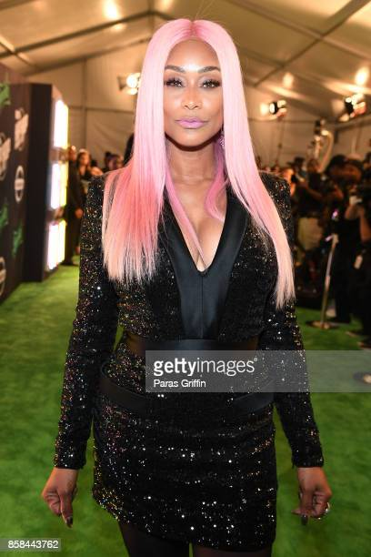 TV personality Tami Roman attends the BET Hip Hop Awards 2017 at The Fillmore Miami Beach at the Jackie Gleason Theater on October 6 2017 in Miami...