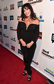 TV personality Tammy Knickerbocker attends the premiere party for Bravo's 'The Real Housewives of Orange County' 10 year celebration at Boulevard3 on...