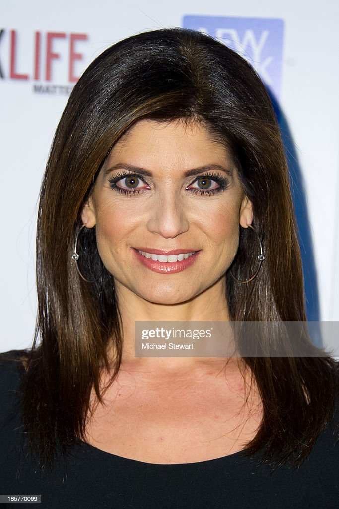 TV personality Tamsen Fadal attends the 11th Annual Work Life Matters gala at Club 101 on October 24, 2013 in New York City.
