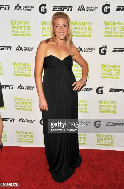 TV personality Tara Costa attends the 30th Annual Salute To Women In Sports Awards at The Waldorf=Astoria on October 13 2009 in New York City