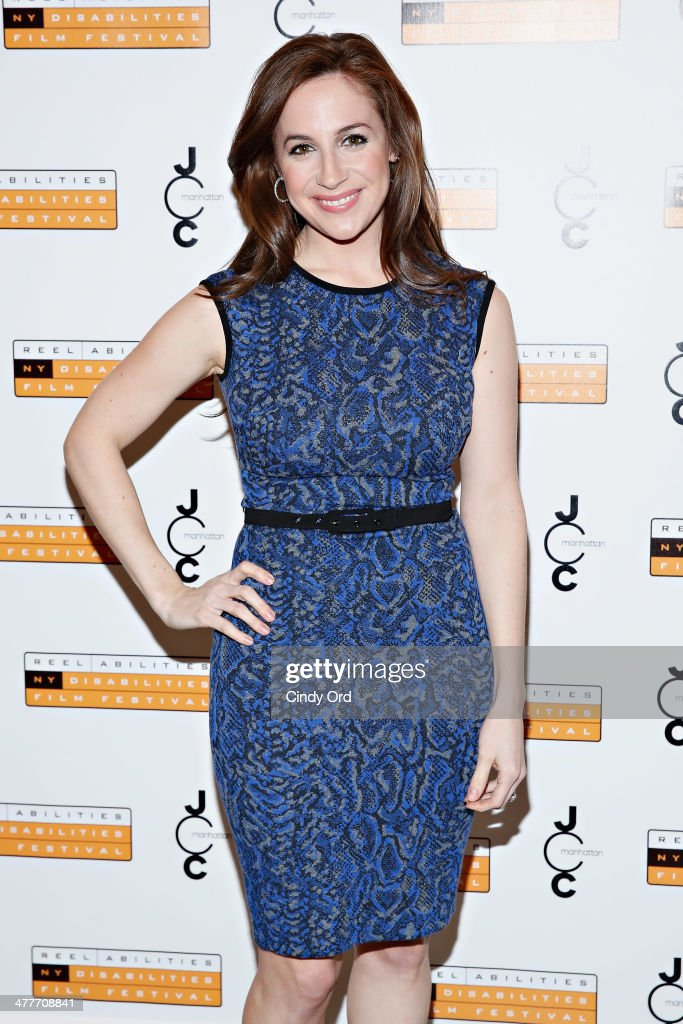 TV Personality Teresa Priolo attends the 'A Whole Lott More' screening at JCC in Manhattan on March 10, 2014 in New York City.