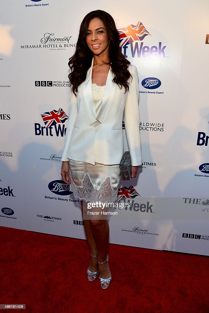 TV personality <a gi-track='captionPersonalityLinkClicked' href=/galleries/search?phrase=Terri+Seymour&family=editorial&specificpeople=226697 ng-click='$event.stopPropagation()'>Terri Seymour</a> attends the 8th Annual BritWeek Launch Party at a private residence on April 22, 2014 in Los Angeles, California.