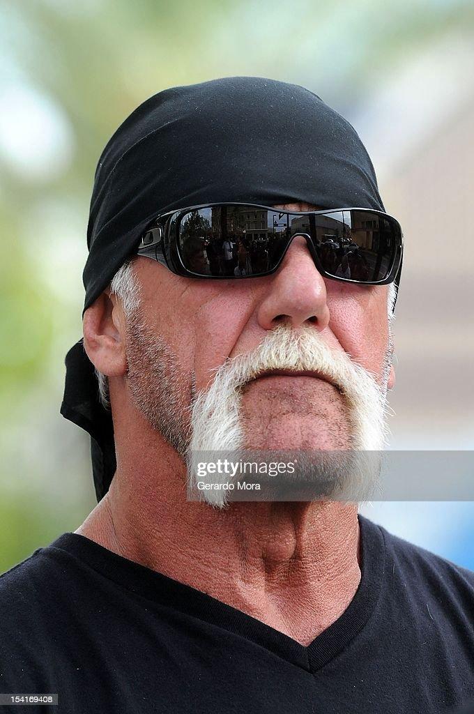 Hulk Hogan And Attorneys Press Conference