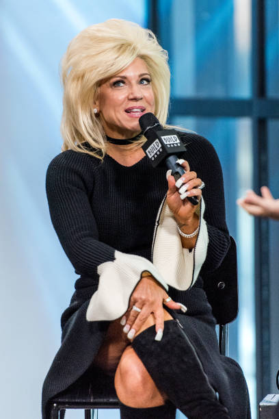 Long Island Medium Theresa Caputo Separates From Husband Larry After 28 Years of Marriage
