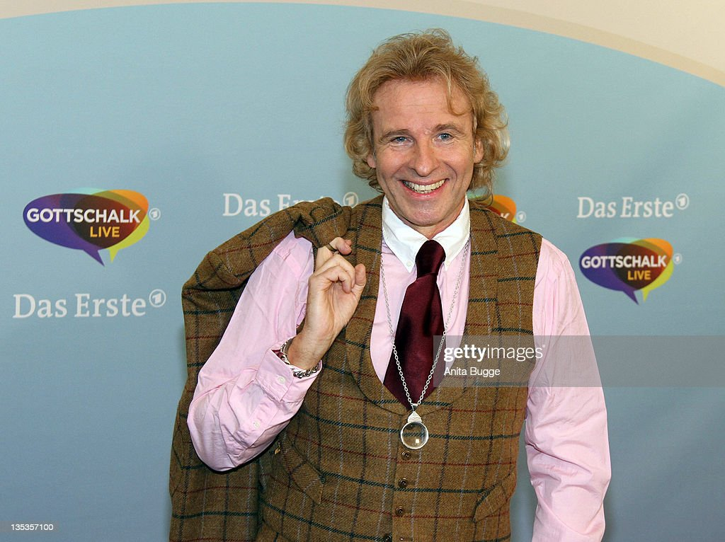 Gottschalk Life - Press Conference