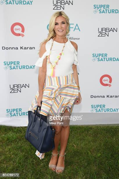 TV personality Tinsley Mortimer attends OCRFA's 20th Annual Super Saturday to Benefit Ovarian Cancer on July 29 2017 in Watermill New York
