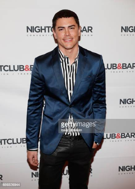 TV personality Tom Sandoval attends day two of the 32nd annual Nightclub Bar Convention and Trade Show on March 28 2017 in Las Vegas Nevada
