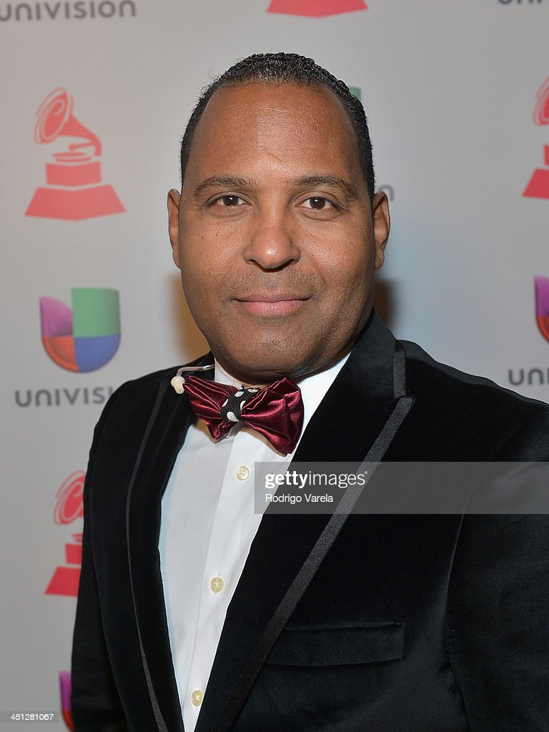 TV personality Tony Dandrades attends The 14th Annual Latin GRAMMY Awards at the Mandalay Bay Events Center on November 21, 2013 in Las Vegas, Nevada.