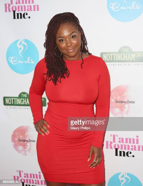 TV personality Torrei Hart attends the Women of Influence Dinner at Xen Lounge on May 15 2017 in Studio City California