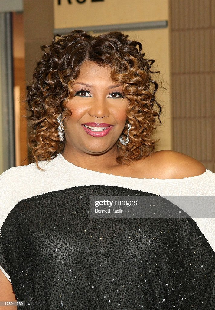 TV personality Traci Braxton attends the 2013 Essence Festival at the Ernest N. Morial Convention Center on July 5, 2013 in New Orleans, Louisiana.