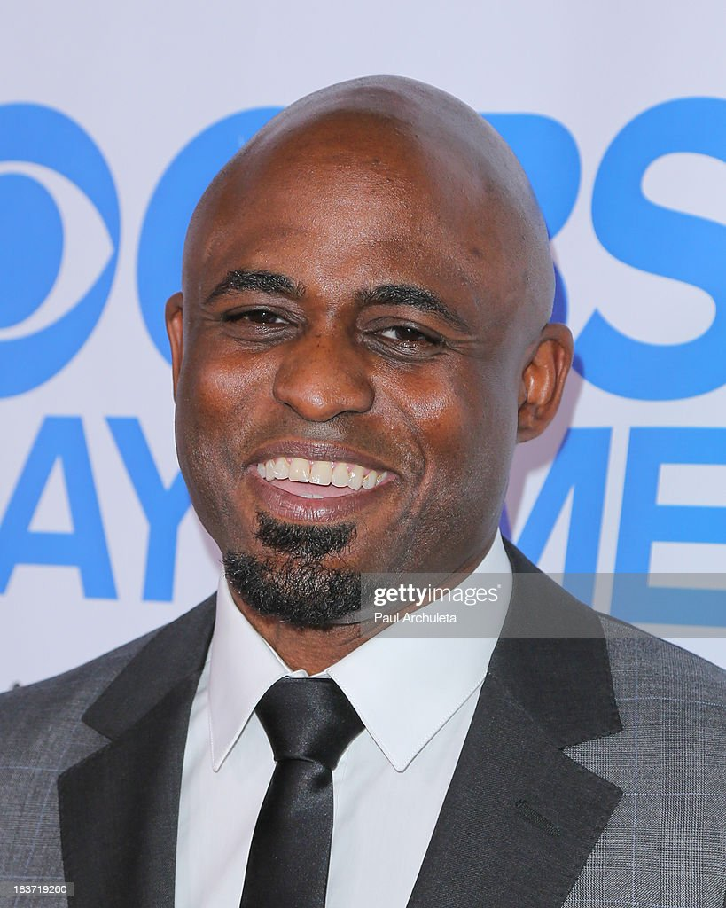 TV Personality <a gi-track='captionPersonalityLinkClicked' href=/galleries/search?phrase=Wayne+Brady+-+Actor&family=editorial&specificpeople=217495 ng-click='$event.stopPropagation()'>Wayne Brady</a> attends the CBS After Dark with an evening of laughter benefiting Stand Up To Cancer at The Comedy Store on October 8, 2013 in West Hollywood, California.
