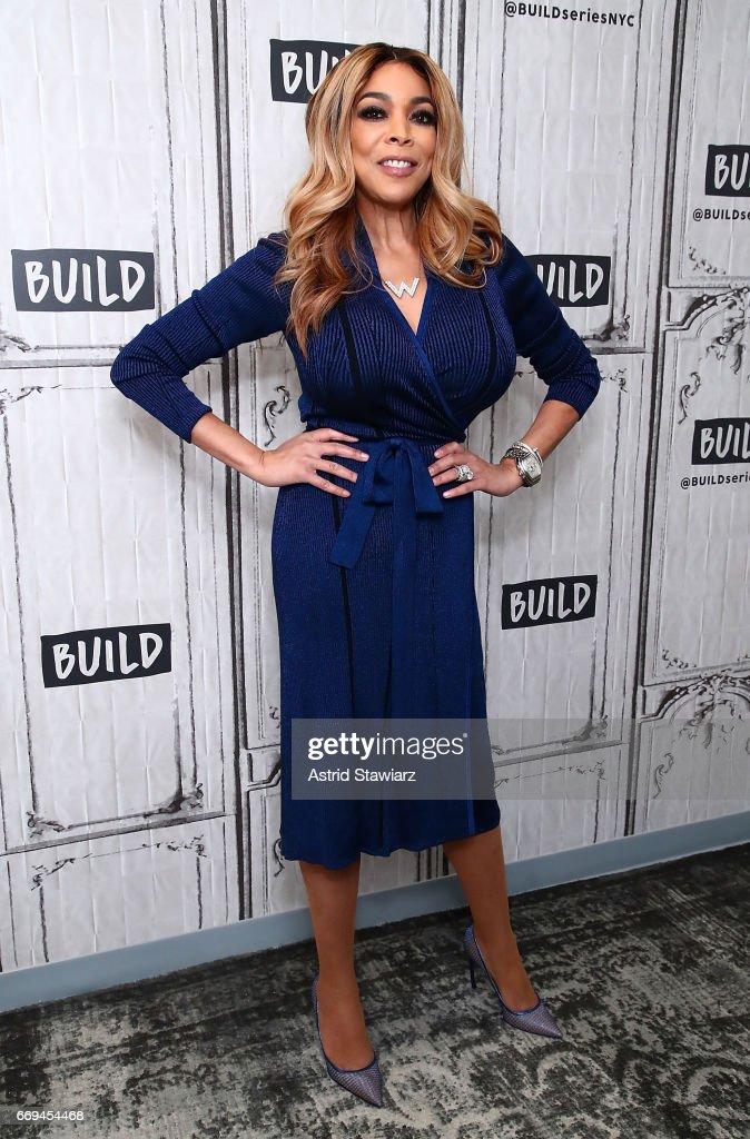 Build Series Presents Wendy Williams Discussing Her Daytime Talk Show