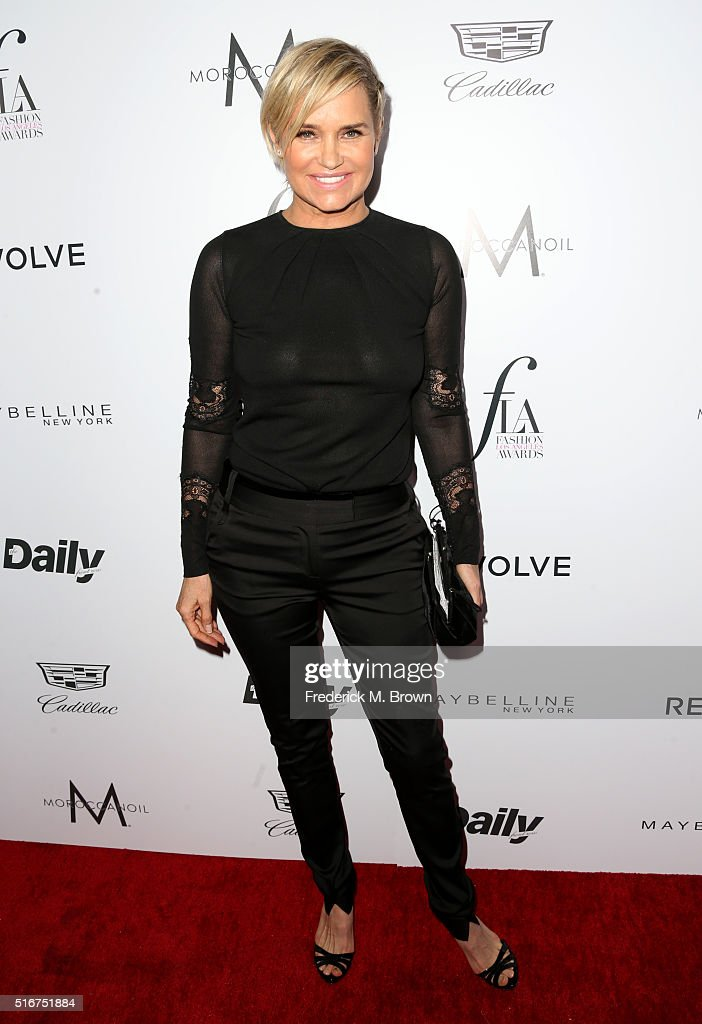 "The Daily Front Row ""Fashion Los Angeles Awards"" 2016 - Arrivals"