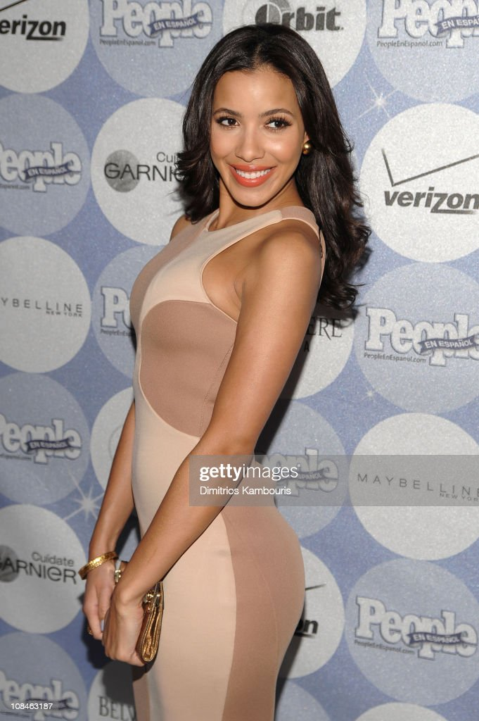 TV personality/actress Julissa Bermudez attends the People en Espanol Los 50 Mas Bellos party at Gustavino's on May 20, 2010 in New York City.