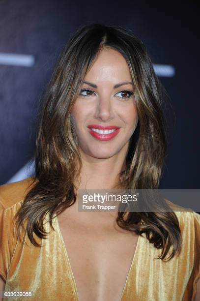 TV personality/actress Kristen Doute attends the premiere of Universal Pictures' 'Fifty Shades Darker' at The Theatre at Ace Hotel on February 2 2017...