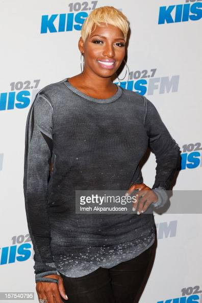 TV personality/actress NeNe Leakes attends KIIS FM's 2012 Jingle Ball at Nokia Theatre LA Live on December 3 2012 in Los Angeles California