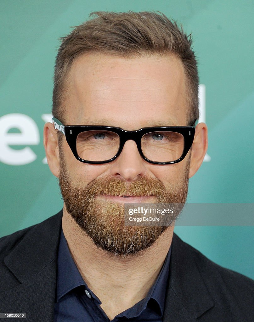 TV personalityBob Harper poses at the 2013 NBC Universal TCA Winter Press Tour Day 1 at The Langham Huntington Hotel and Spa on January 6, 2013 in Pasadena, California.