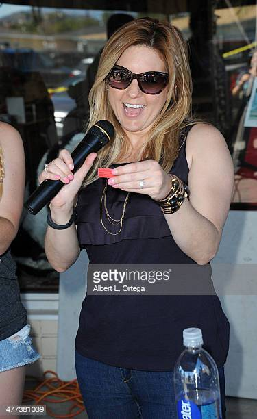 TV personality/reality star Brandi Passante attends the Premiere Party For 'Storage Wars' Season 4 held at Now and Then Thrift Store on March 8 2014...