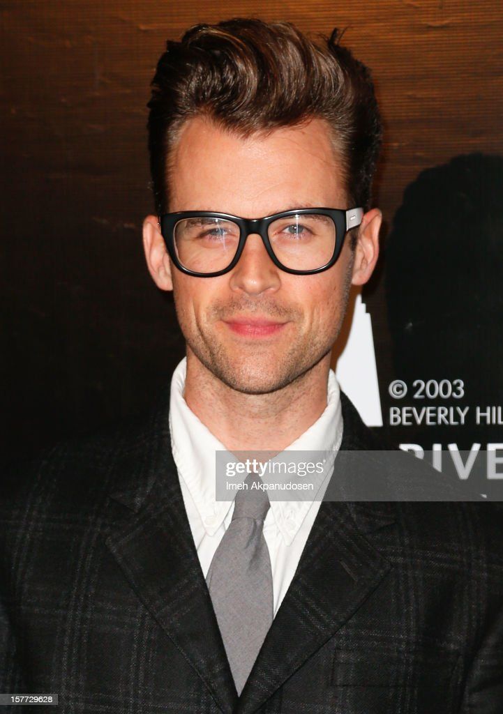TV personality/stylist Brad Goreski attends the Rodeo Drive Walk Of Style honoring BVLGARI and Mr. Nicola Bulgari held at Bulgari on December 5, 2012 in Beverly Hills, California.