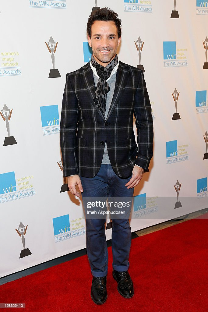 TV personality/stylist George Kotsiopoulos attends the 14th Annual Women's Image Network Awards at Paramount Theater on the Paramount Studios lot on December 12, 2012 in Hollywood, California.