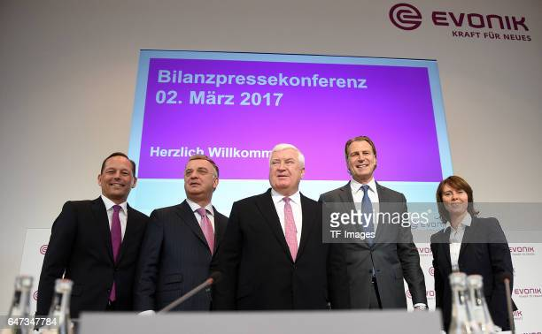 Personnel Committee Thomas Wessel CEO Christian Kullmann CEO Klaus Engel Chief Operating Officer Ralph Sven Kaufmann and Chief Financial Officer Ute...