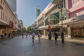 Perth City  Hay Street Mall