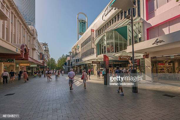 Perth City  Hay Street Mall